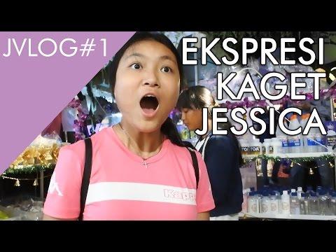 JVLOG #1 : Bali ! Surprisin Adel dan Jessica
