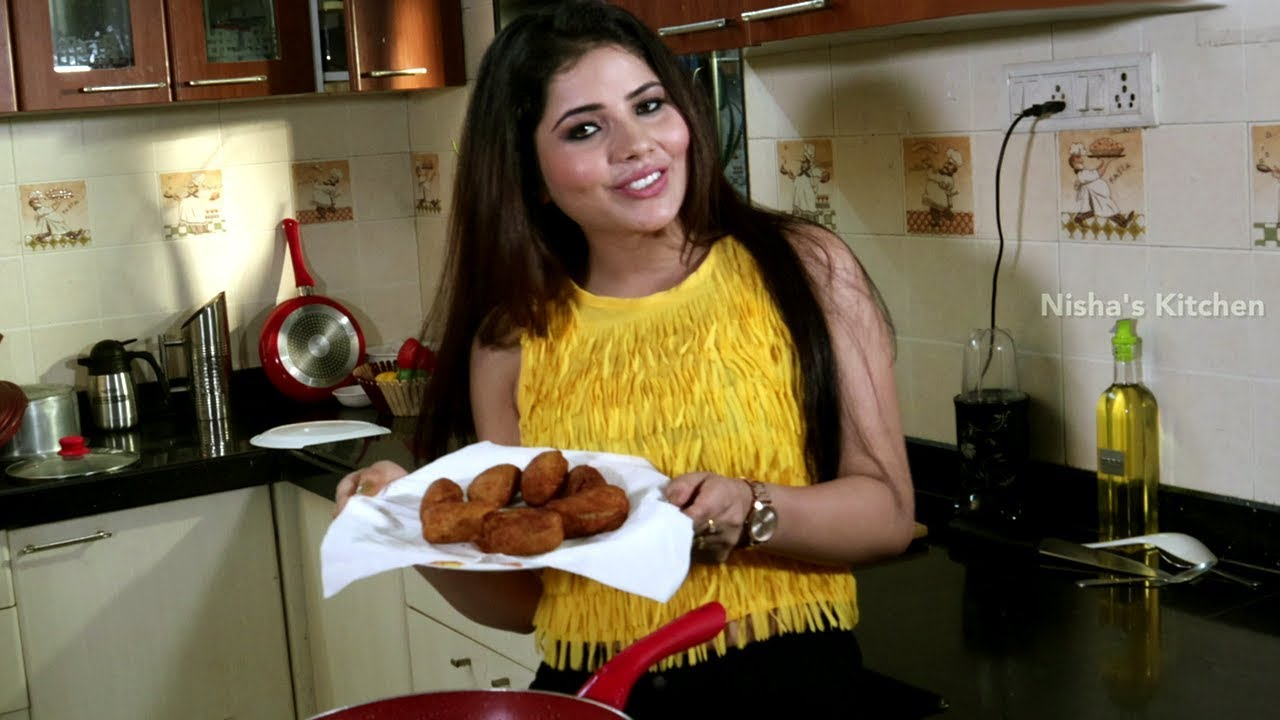 Bread Pakkoda Recipe In Hindi #Breakfast # Cookery Show In ...