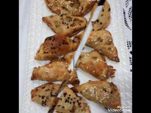 recette-des-chaussons-à-la-viande-hachée-de-poulet