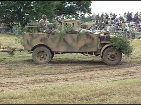 German Battle Group War & Peace Show Beltring 2011 Part:3