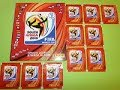 Complete 100% Panini WorldCup South Africa 2010 Sticker album + COCA-COLA Stickers!!!!!!