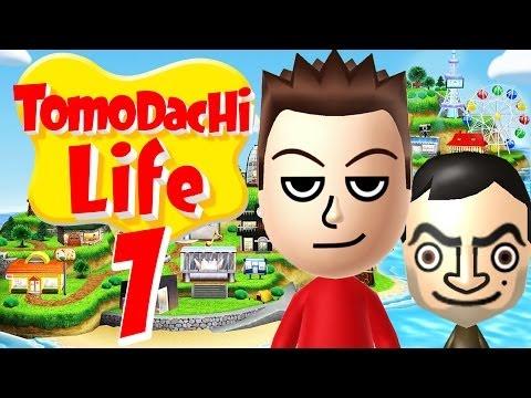 TOMODACHI LIFE # 01 ★ Willkommen auf LPM-World! [HD]