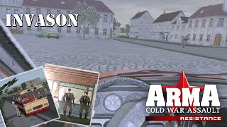 "ARMA: Resistance (Operation Flashpoint: Resistance) Mission 1 ""Invason"""