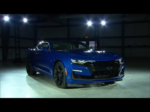 How GM disguised the 2019 Chevy Camaro before its debut