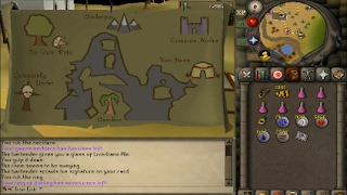 OSRS Barcrawl Guide done in 8 Minutes
