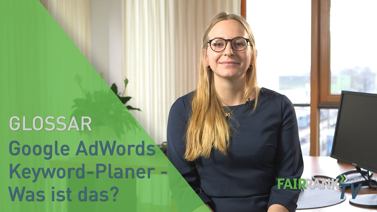 Google Adwords Keyword Google Adwords Keyword Planer Was Ist Das Fairrank Tv