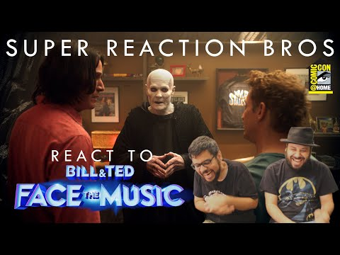 SRB Reacts to Bill & Ted Face the Music | Official Trailer #2