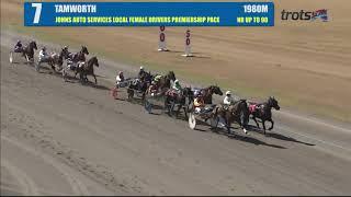 TAMWORTH - 05/12/2019 - Race 7 - JOHNS AUTO SERVICES LOCAL FEMALE DRIVERS PREMIERSHIP PACE