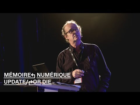 Jean Gagnon | Update or Die conference