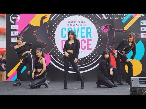180324 Red Sorbet cover Red Velvet - Bad Boy @ CentralPlaza Chaengwattana Cover Dance (Au)