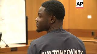 Alabama mall shooting suspect appears in court