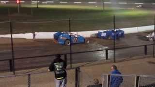 Canandaigua Motorsports Park - 6/21/14- Kevin Ridley Hard Crash