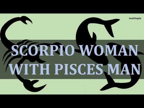 pisces man dating scorpio woman