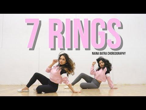 7 RINGS Naina Batra Choreography Ariana Grande