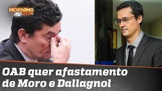 OAB recomenda afastamento de Moro e Dallagnol