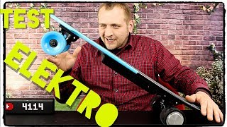 ❌ELEKTRO SKATEBOARD COOL&FUN TEST I DEUTSCH I REVIEW