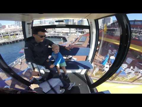Seattle Ferris Wheel - September 2016