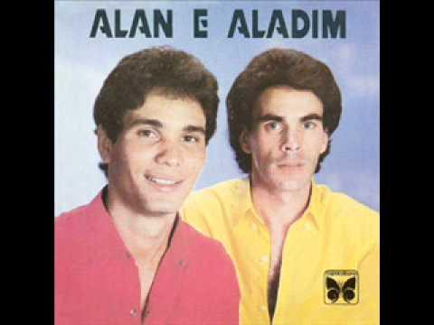 alan e aladim dois passarinhos
