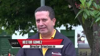 JAQUE con el periodista Héctor Gómez, director Orientese la guía, parte 1