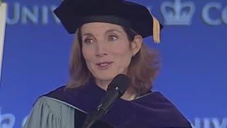 Caroline Kennedy Addresses 2015 SIPA Graduates