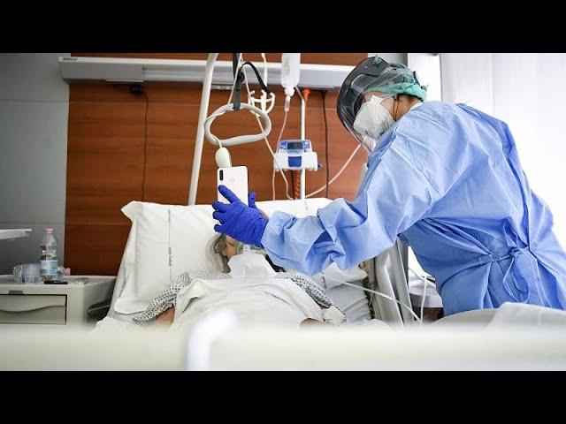 В Италии снижаются темпы распространения коронавирусной инфекции…