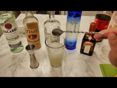 [archive] ASMR Mixology Episode 47: Long Island Iced Tea