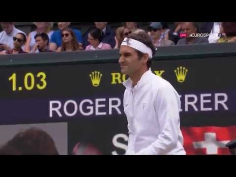 Milos Raonic vs Roger Federer 2016.08.07 Full match