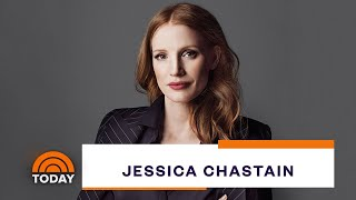 Jessica Chastain On Her New Roles In 'X-Men' And 'It' Sequel | TODAY