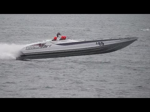Cowes Torquay Cowes Powerboat Race 2016