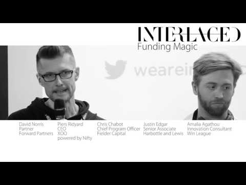 Funding Magic | INTERLACED 2015