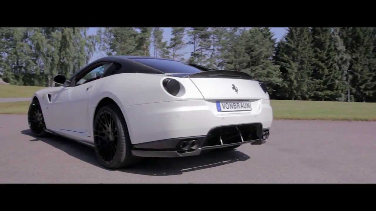 Ferrari 599 gtb with mansory and hamann package youtube ferrari 599 gtb with mansory and hamann package vanachro Images