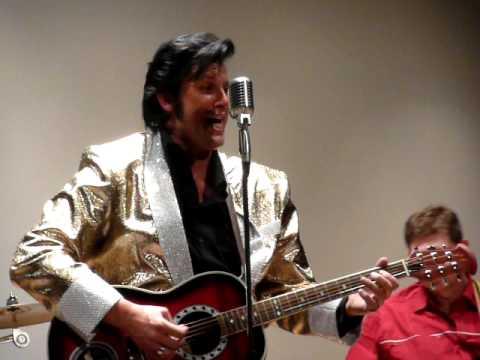 Chris  Kaye -  Lawdy Miss Clawdy - Haus der Begegnung 2008