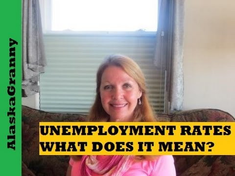 Unemployment Rates In America - What They Really Mean