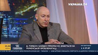 Гордон об интервью с Малининым, благотворительности и воровстве
