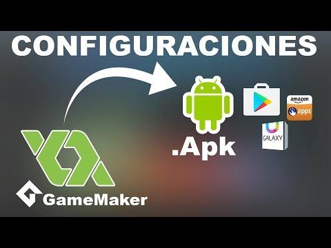 Como Exportar Para Android Con GameMaker