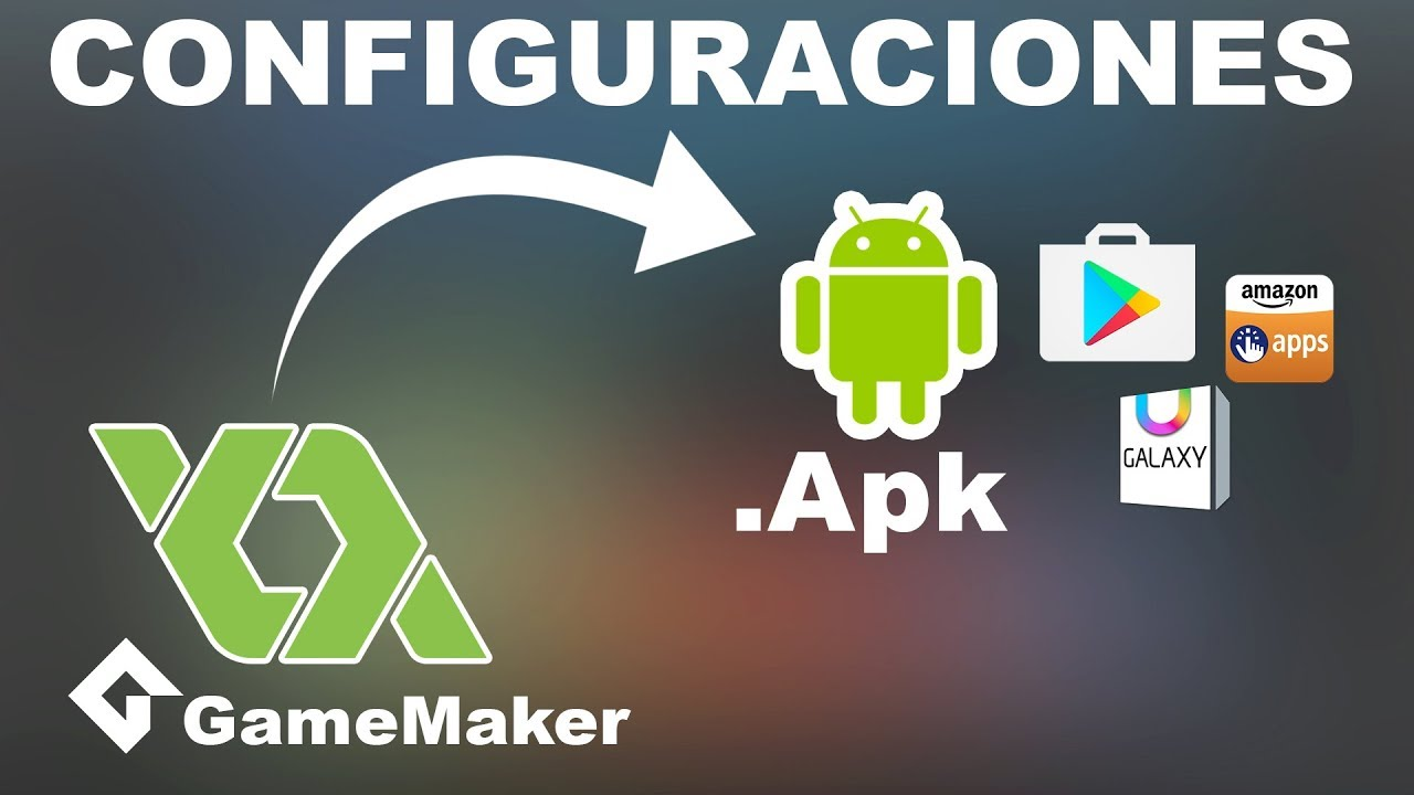 Como exportar para Android con GameMaker  #Smartphone #Android
