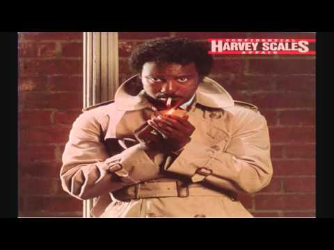 Harvey Scales – Confidential Affair LP 1978