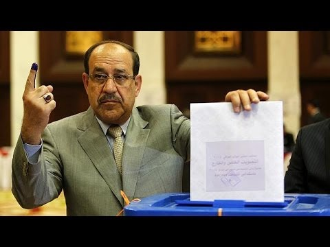 Iraq PM al-Maliki frontrunner to form new coalition after early election results
