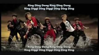 SHINee - Ring Ding Dong (Slow Ver.)