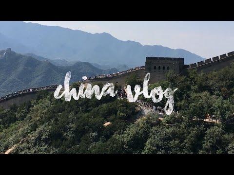 CHINA 2016: Tianjin & Beijing Vlog