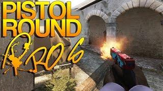CS:GO - Pistol Round Pros! #10
