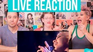 beyonces best live vocals reaction