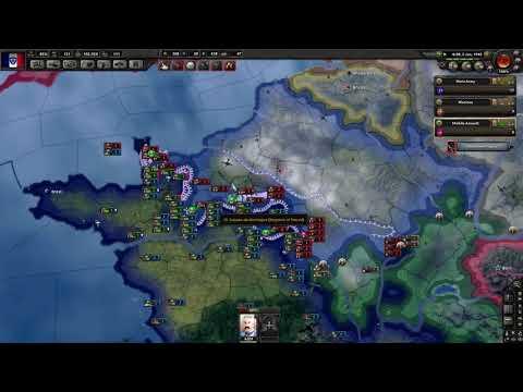 HOI4 Kaiserreich Kingdom of France 7