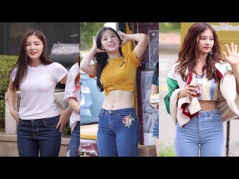 Hot Beauty Idol Kpop Momoland Nancy Twice Tzuyu BerryGood 1080p