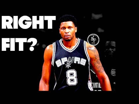 Was Signing Rudy Gay the RIGHT MOVE for the SAN ANTONIO SPURS?