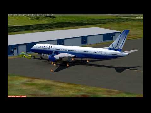 [P3D] Leg 10  - Caribbean Tour.  Final Flight: Grenada to Jamaica