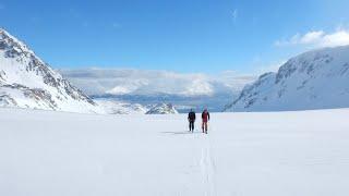 Alpes de Lyngen 🎿 : du ski, de la pêche et des potes aux confins de l'Arctique norvégien