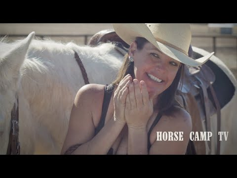 HORSE CAMP: Manny Falls In Love With The Farrier