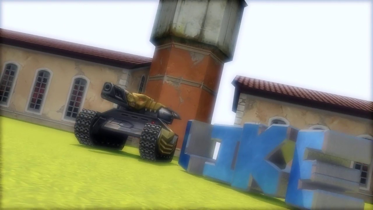 Tanki Online 3d
