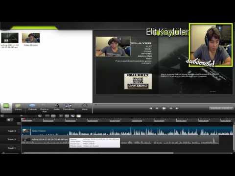 Lara Facecam Webcam Nasil Eklenir Camtasia Studio